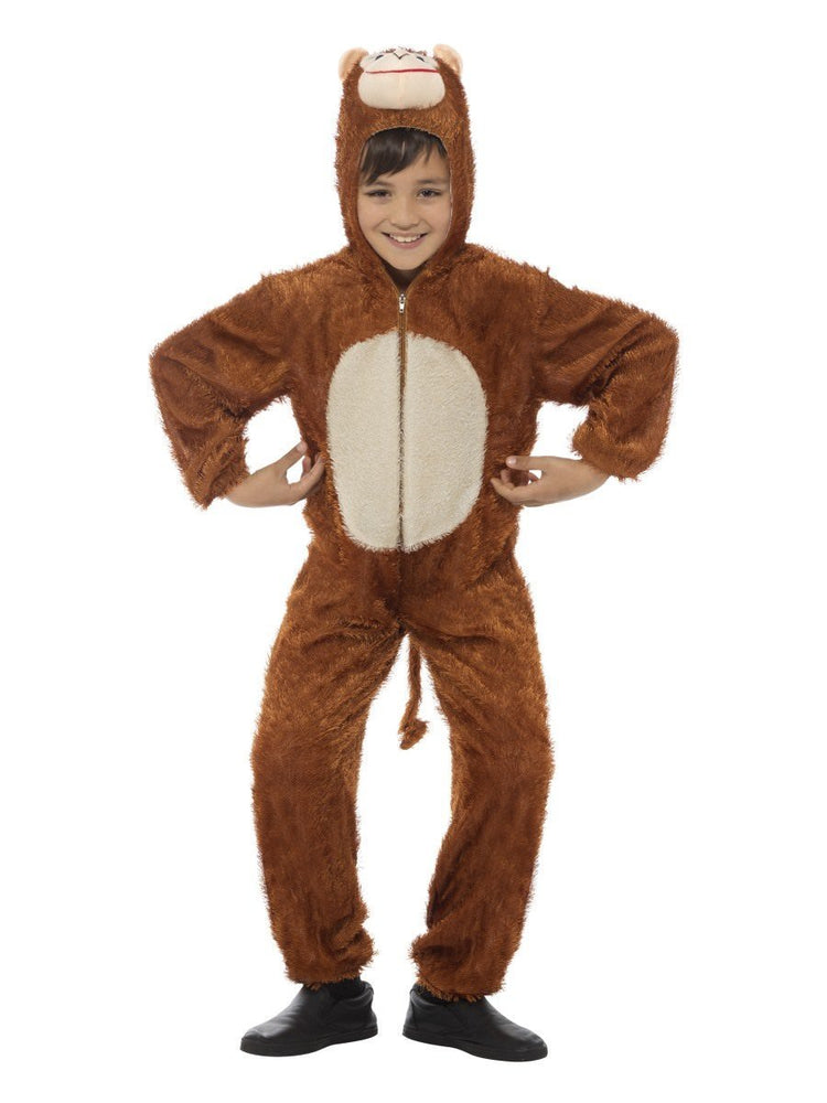 Smiffys Monkey Costume Child - 30800