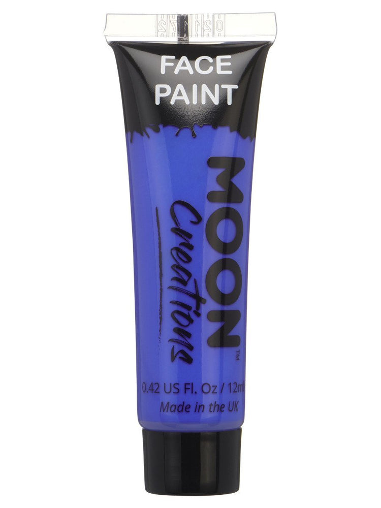 Smiffys Moon Creations Face & Body Paint 12ml - C01068
