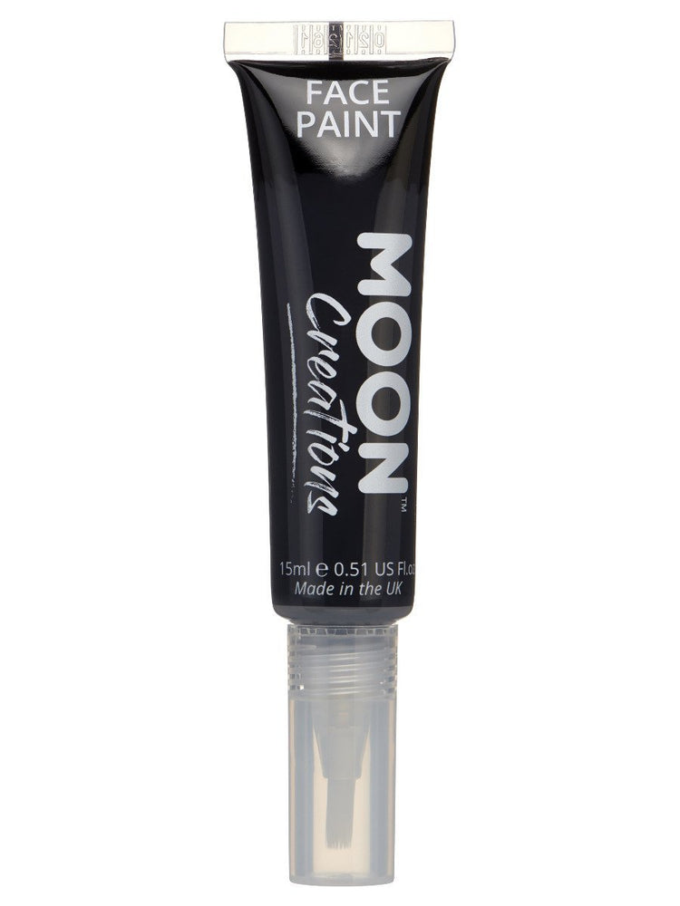 Moon Creations Face & Body Paint 15ml with Brush ApplicatorC01594