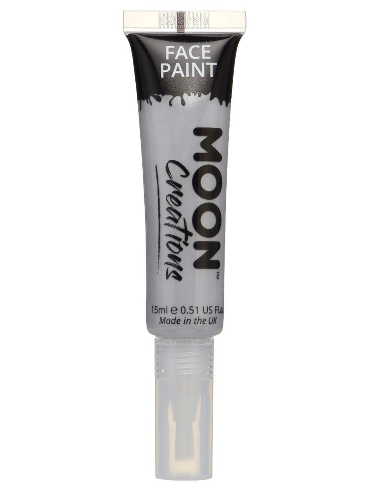 Moon Creations Face & Body Paint 15ml with Brush ApplicatorC01600