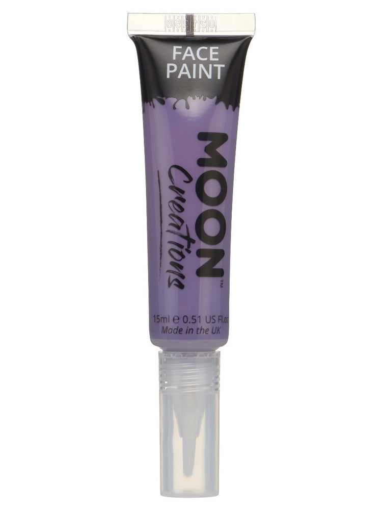 Moon Creations Face & Body Paint 15ml with Brush ApplicatorC01570