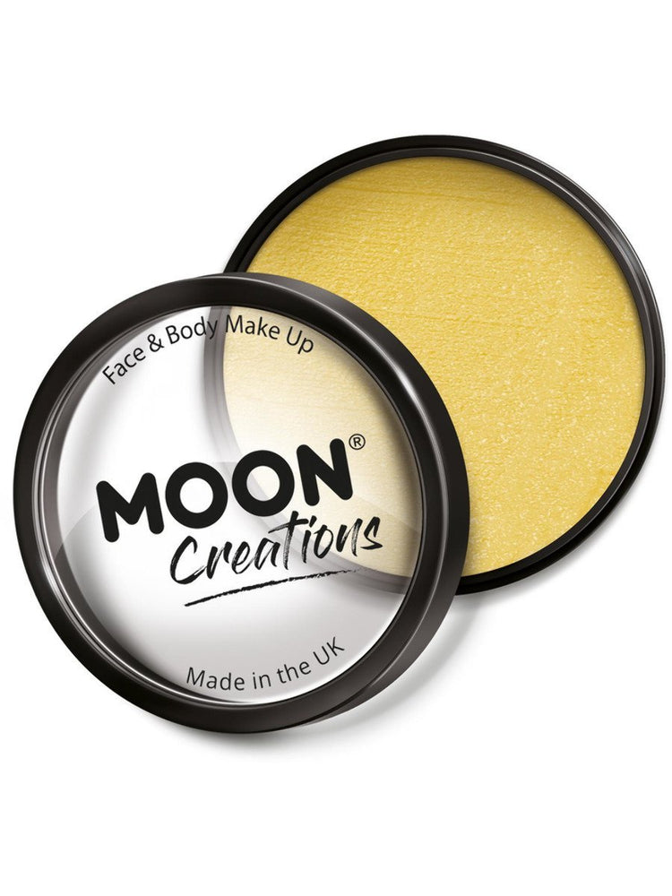 Moon Creations Pro Face Paint Cake PotC12927