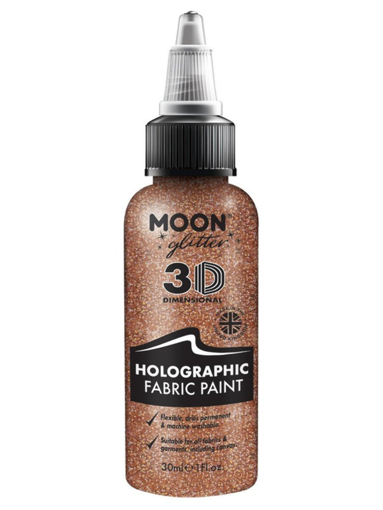 Moon Glitter Holographic Glitter Fabric PaintG14525