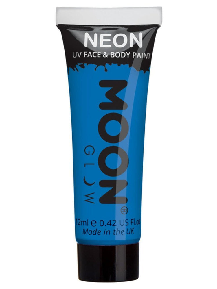 Moon Glow Intense Neon UV Face Paint 12mlM5052