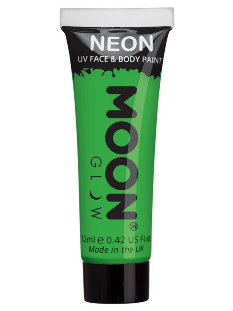 Moon Glow Intense Neon UV Face Paint 12mlM5045