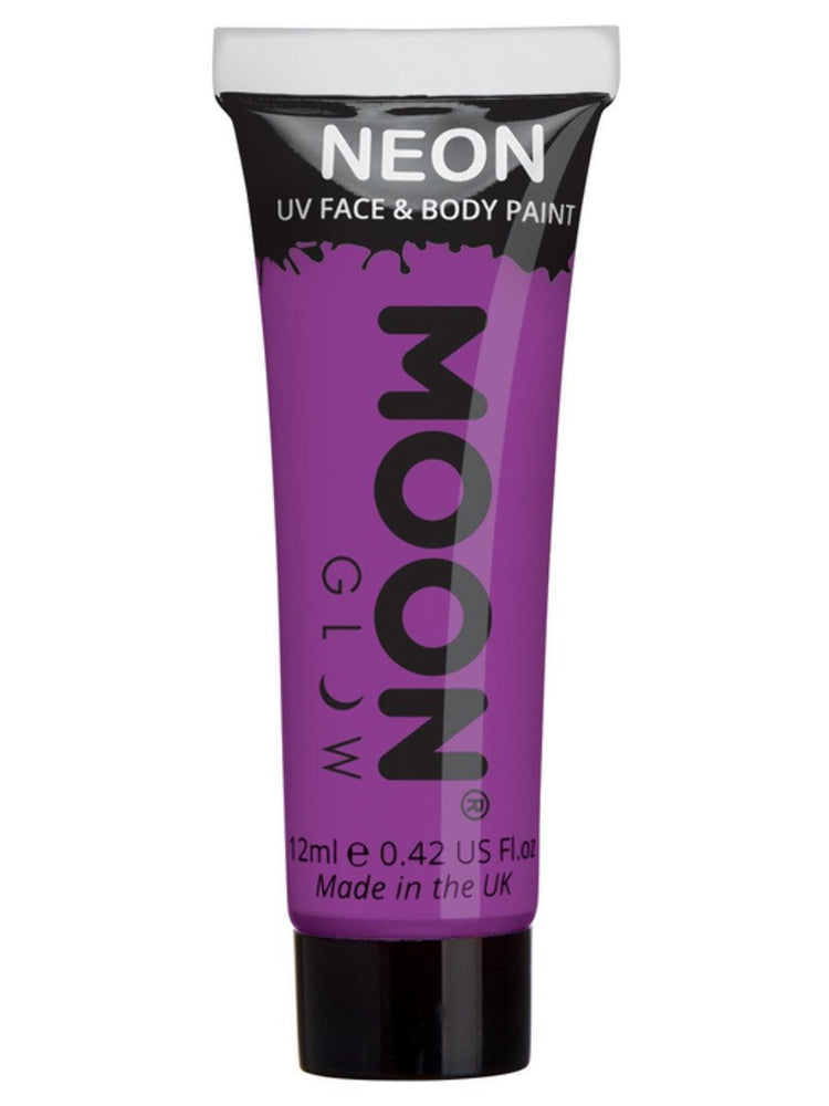 Moon Glow Intense Neon UV Face Paint 12mlM5076