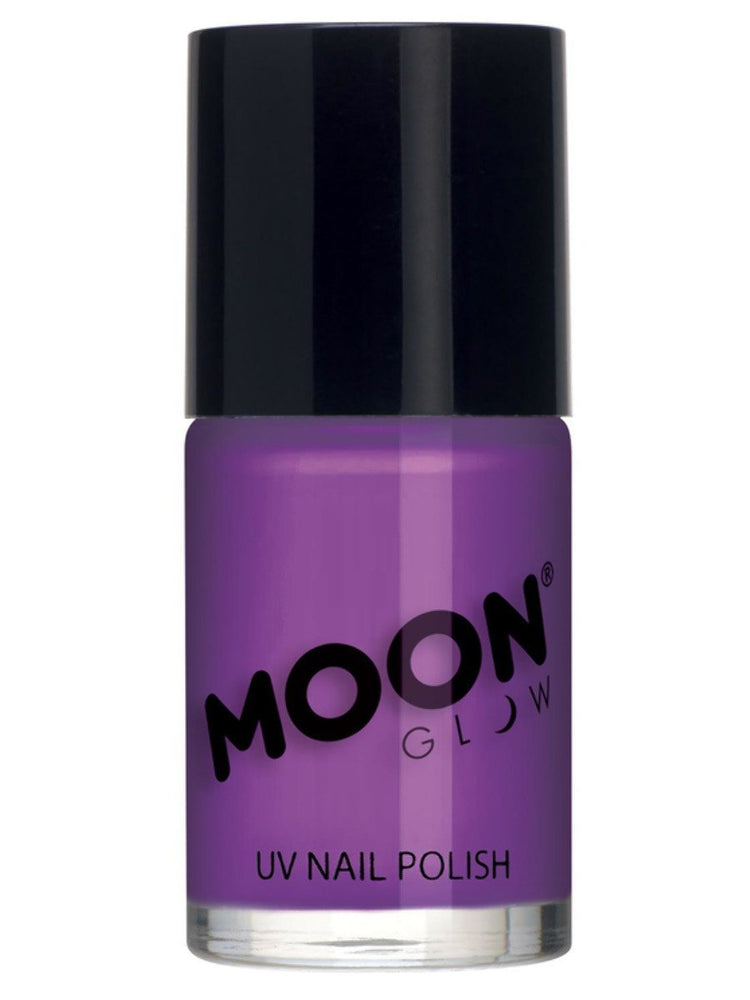 Moon Glow Intense Neon UV Nail Polish - Neon Green