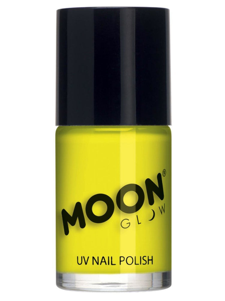 Moon Glow Intense Neon UV Nail Polish - Neon Orange
