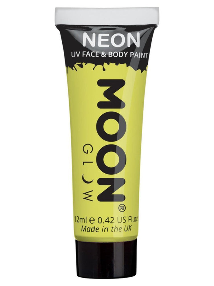 Smiffys Moon Glow Pastel Neon UV Face Paint - M5120