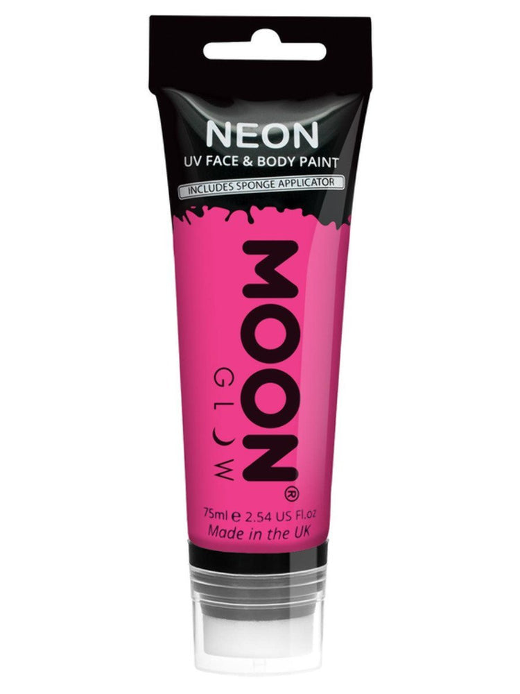 Moon Glow Supersize Intense Neon UV Face PaintM5700