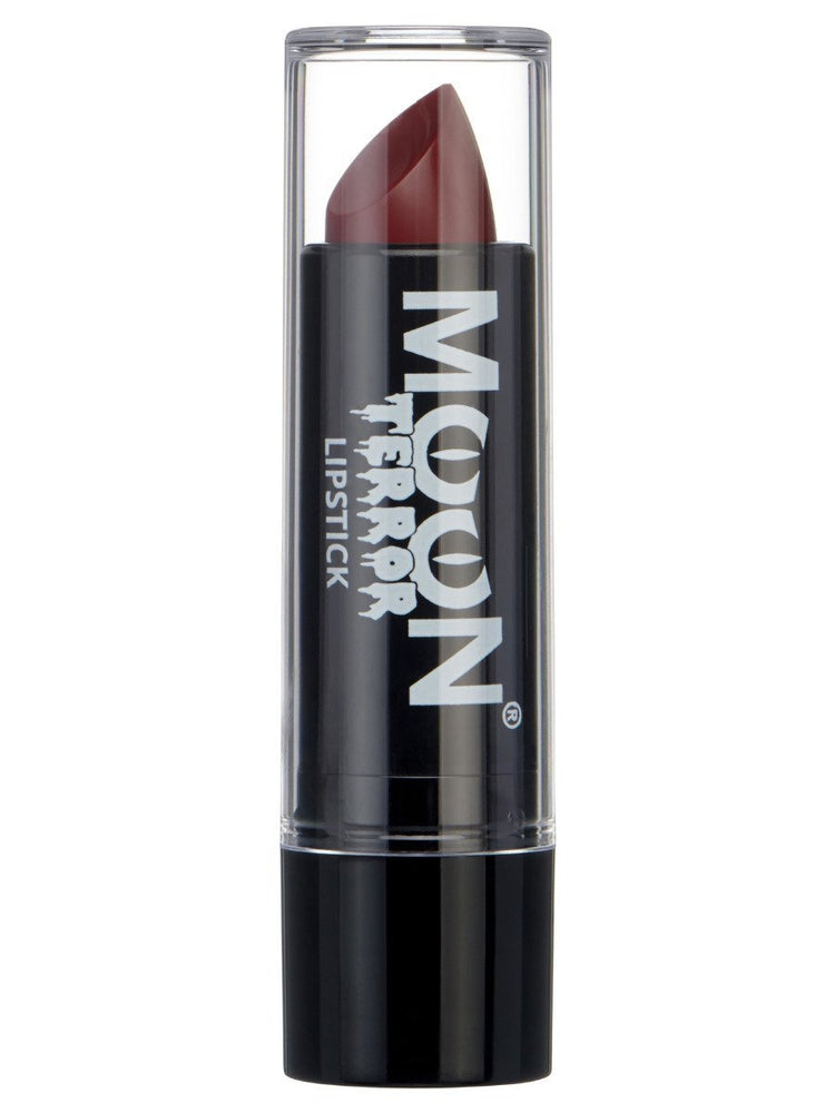 Moon Terror Halloween Lipstick - Black