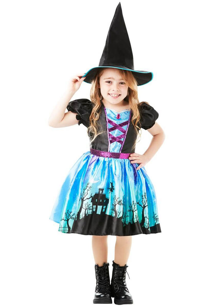 Moonlight Witch Child Costume