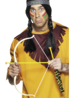 Toy Indian Bow & Arrow Set