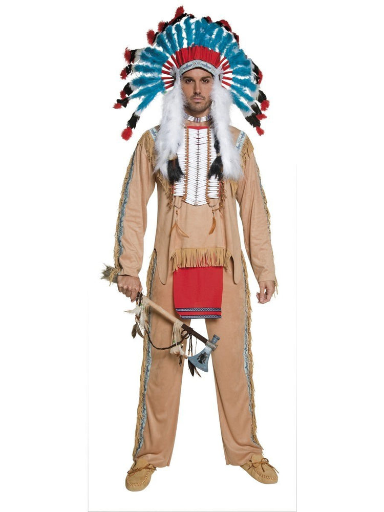 Western Indian Chief