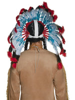 Western Indian Authentic Headdress