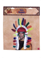 Native American Inspired Long Chief Headdress