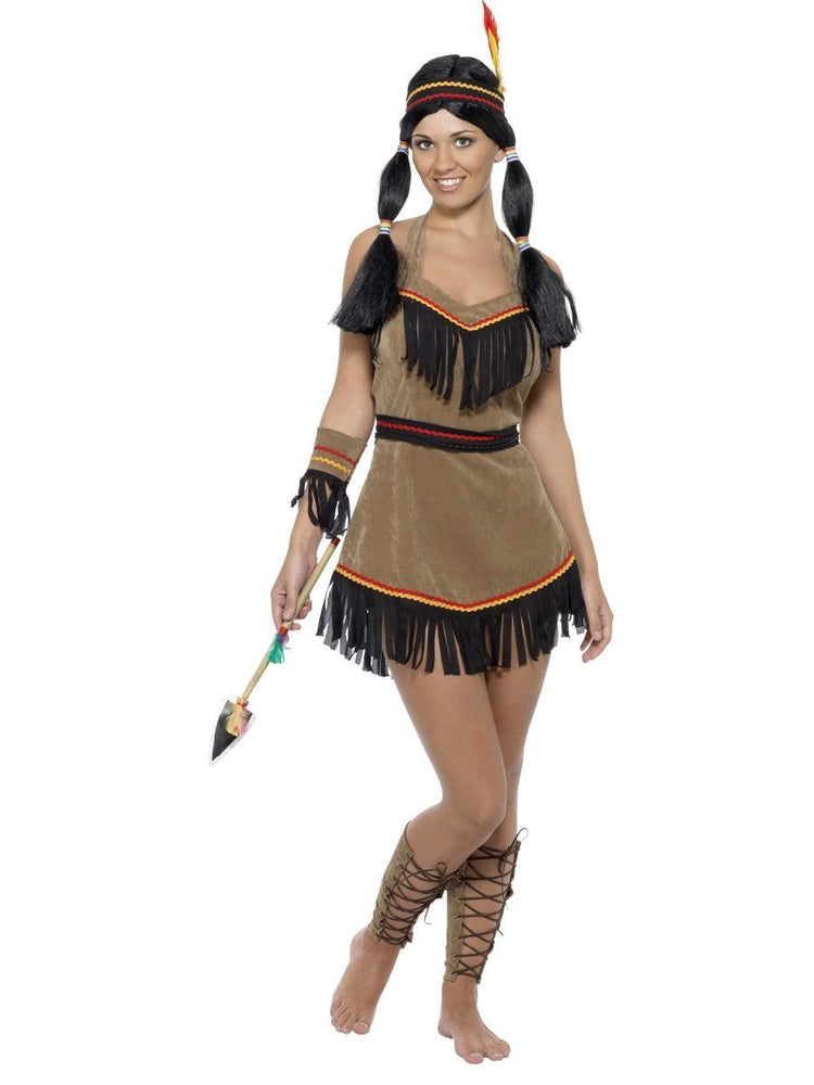 Smiffys Native American Inspired Woman Costume - 31882