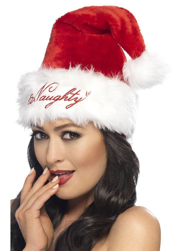 Santa Hat Naughty or Nice