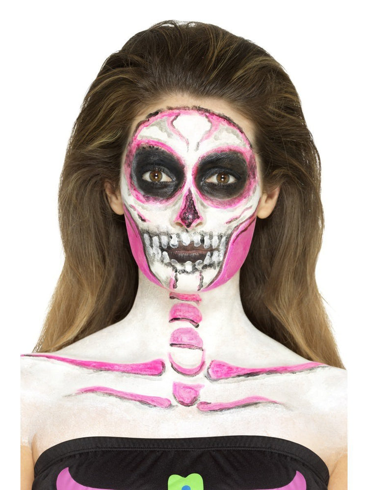 Smiffys Neon Skeleton Liquid Latex Kit - 46224