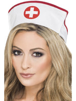 Smiffys Nurse's Hat, Best Quality - 28076