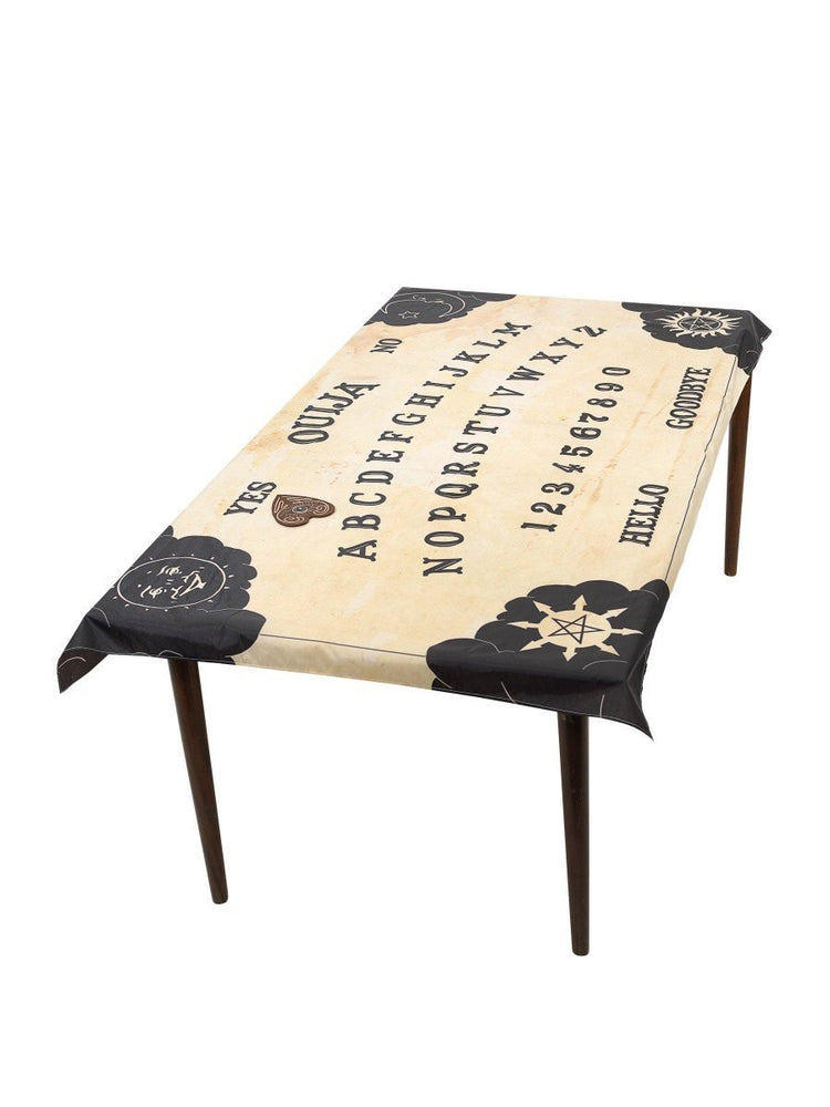 Smiffys Ouija Board Table Cloth & Planchette Coaster - 46902