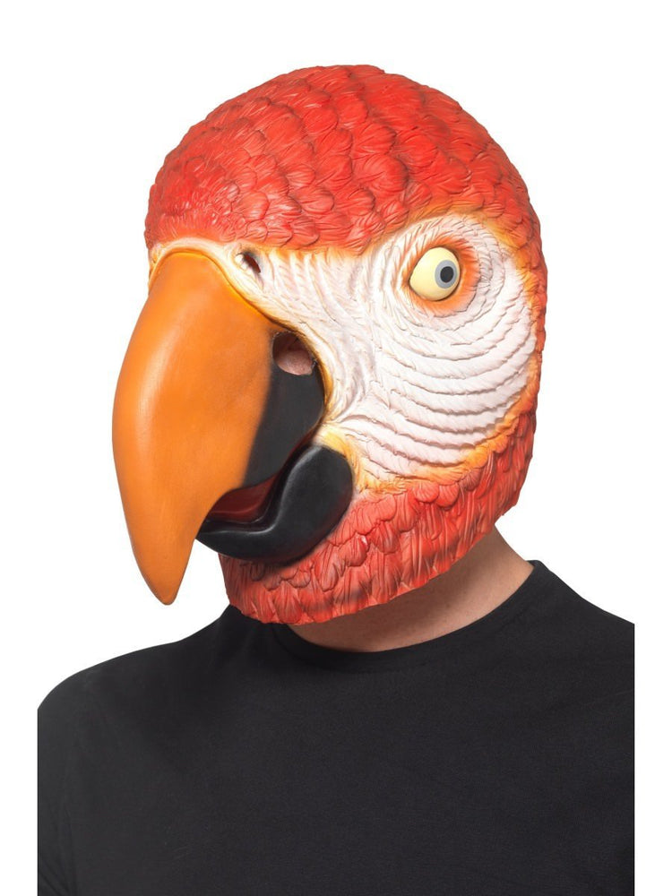 Smiffys Parrot Latex Mask - 49020