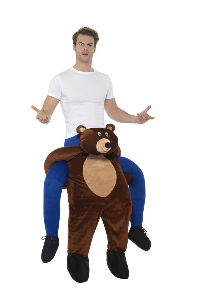 Smiffys Piggyback Bear Costume - 48811