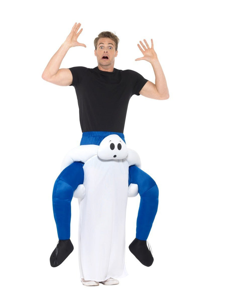 Smiffys Piggyback Ghost Costume - 47168