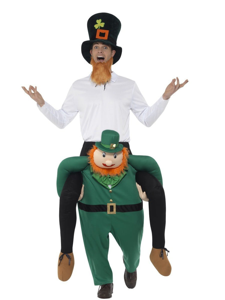 Piggyback Paddy's Leprechaun Costume49670