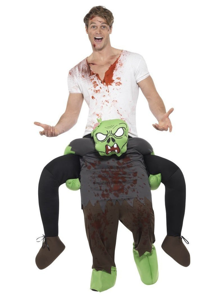 Piggyback Zombie Adult Costume49671