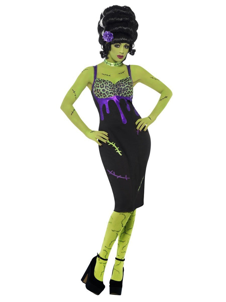 Smiffys Pin Up Frankie Costume - 23356