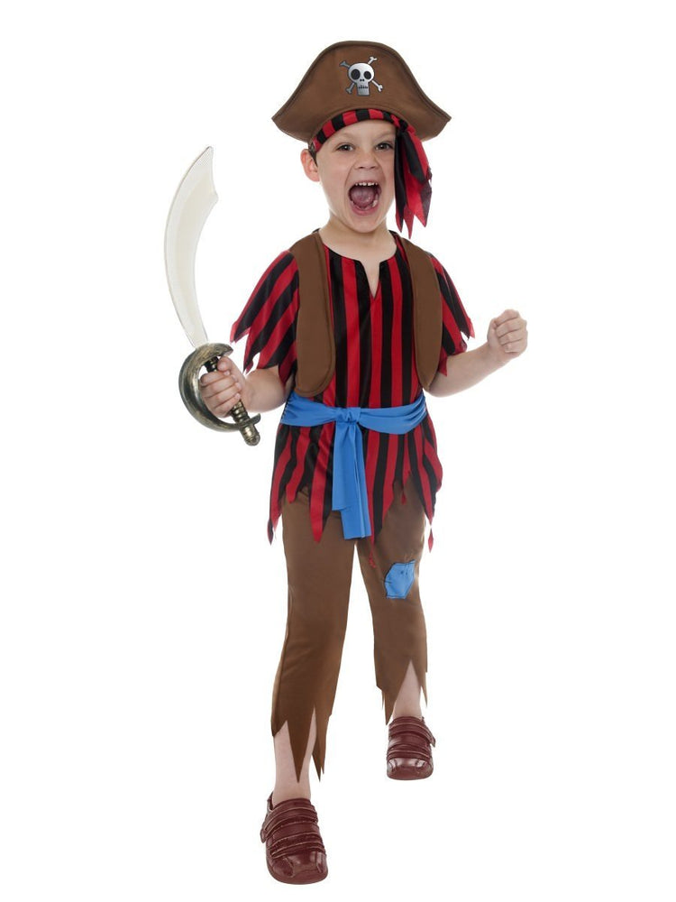 Pirate Boy Costume38655