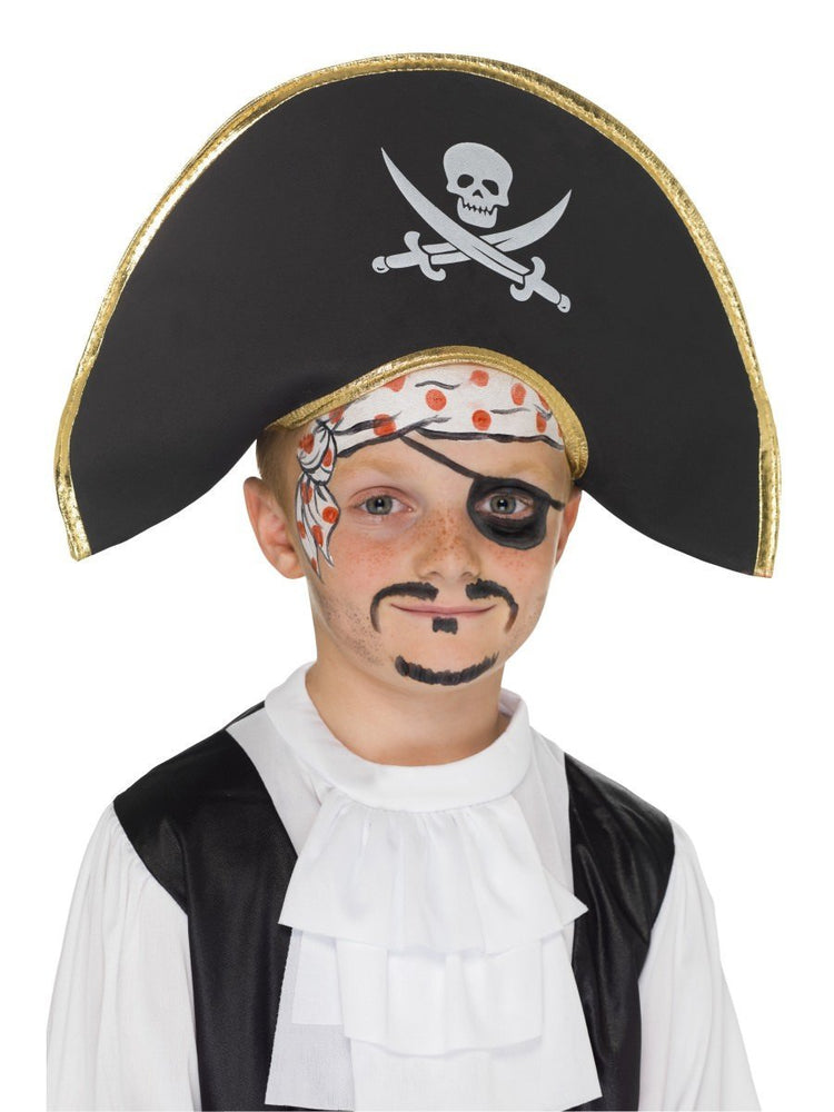 Pirate Captain Cap
