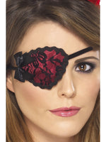 Pirate Eye Patch with Lace
