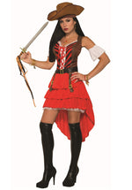 Pirate Vixen Costume
