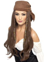Pirate Wig w/ Bandana