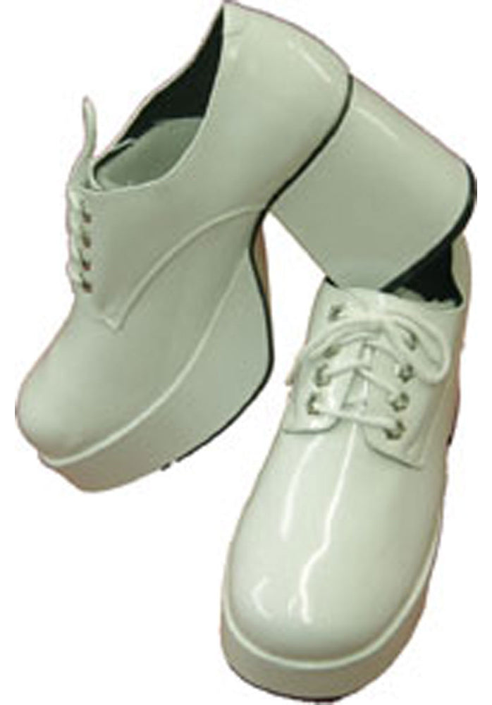 Platform Shoes (White)