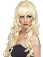 Pop Starlet Wig, Blonde