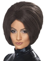 Posh Power Wig, Brown