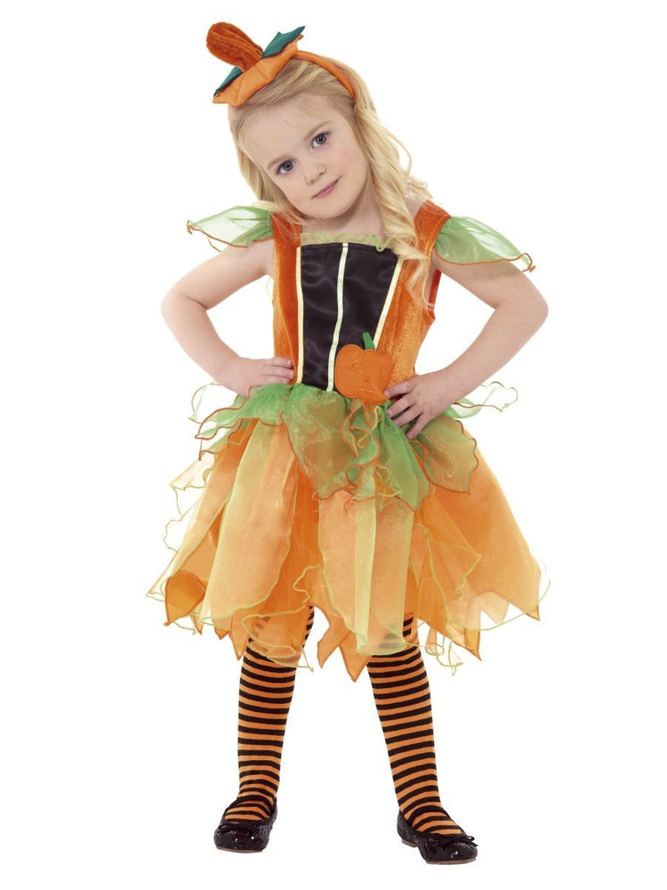 Smiffys Pumpkin Fairy Costume - 35673