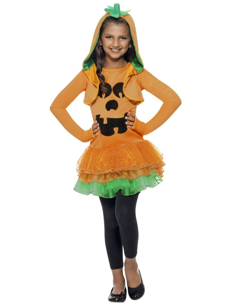 Pumpkin Tutu Dress Costume, Child