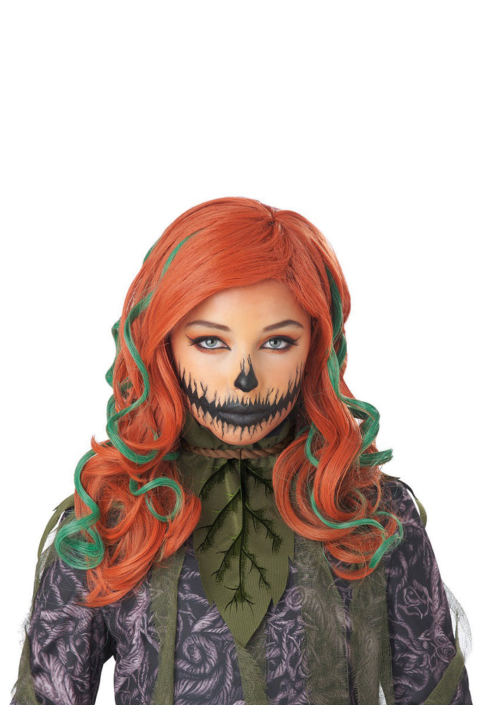Pumpkin Vines Wig - Child