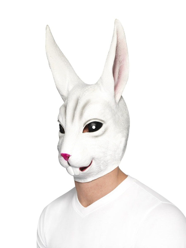 Smiffys Rabbit Mask - 44570