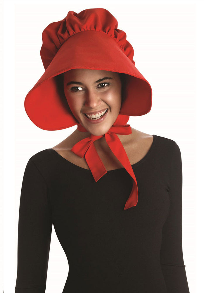 Red Bonnet Middle Ages