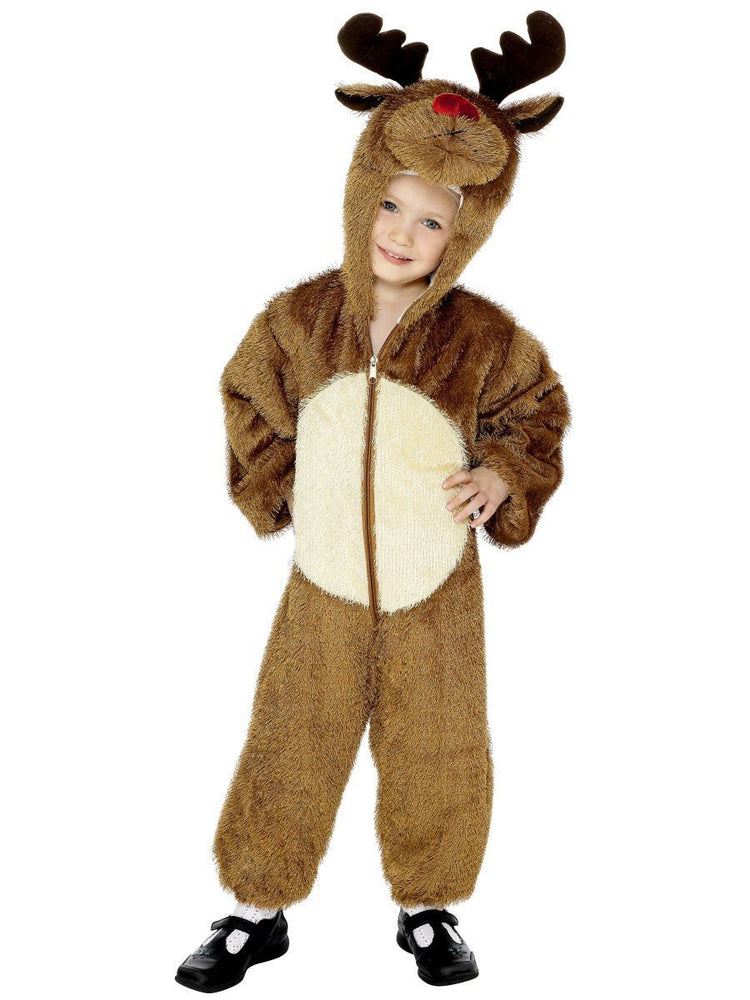 Smiffys Reindeer Costume, Child - 30774