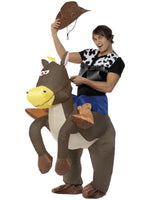 Smiffys Ride Em Cowboy Inflatable Costume - 34514