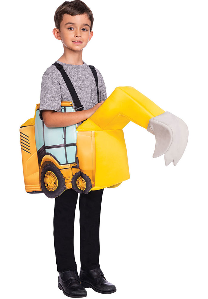 Ride on Digger Costume