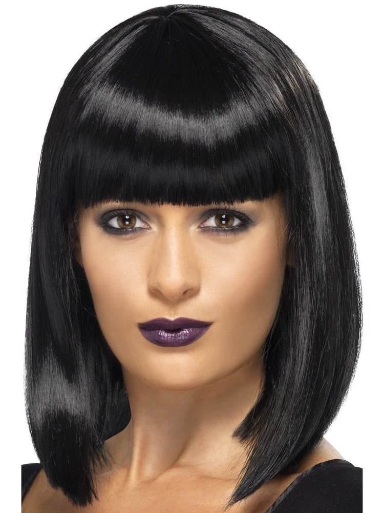 RnB Star Wig, Black