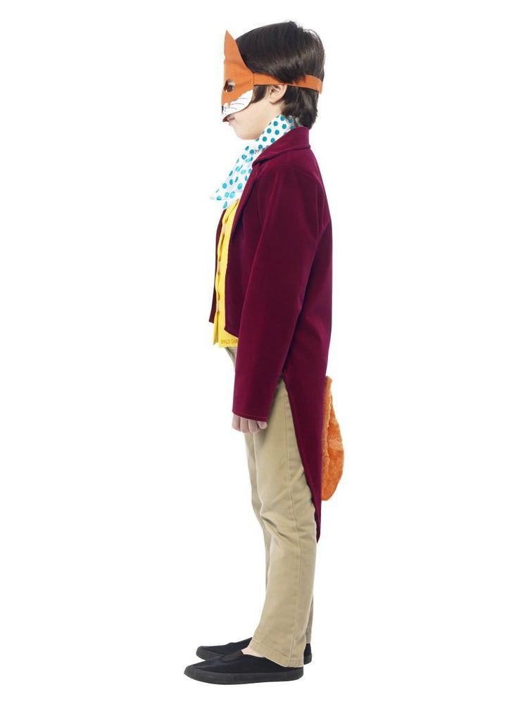 Mr Fox Roald Dahl Costume, Child
