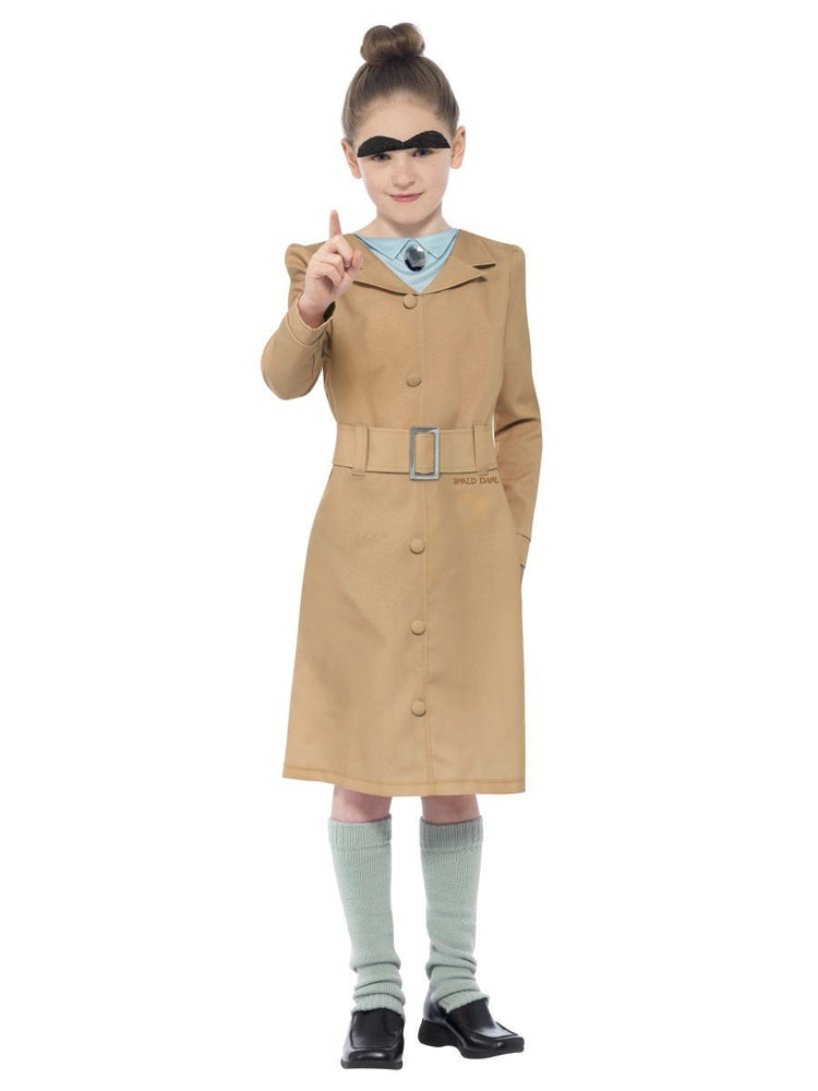 Miss Trunchbull Roald Dahl Costume, Child
